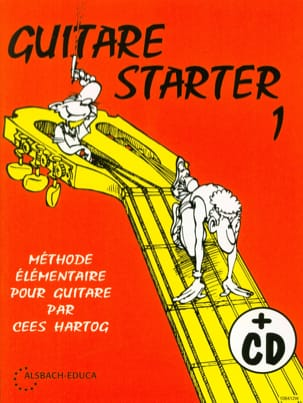 Cees Hartog - Guitar Starter Volume 1 - Partitura - di-arezzo.it