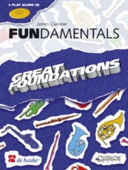 Fundamentals – Flûte/Hautbois - James Curnow - laflutedepan.com