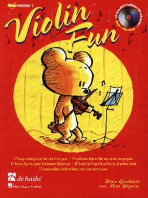 Dinie Goedhart - Fun violin - Sheet Music - di-arezzo.com