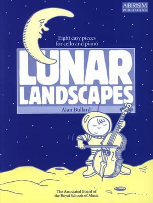 Alan Bullard - Lunar Landscape - Sheet Music - di-arezzo.com