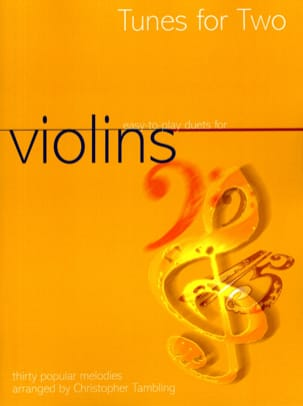 Christopher Tambling - Tunes for Two - Violins - Partition - di-arezzo.fr