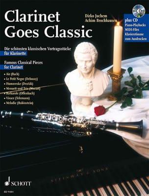Juchem Dirko / Brockhausen Achim - Klarinette wird klassisch - Noten - di-arezzo.de