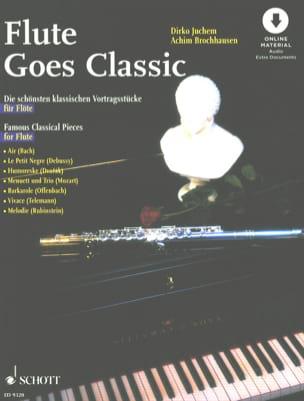 Juchem Dirko / Brochhausen Achim - フルートはクラシックになる - 楽譜 - di-arezzo.jp