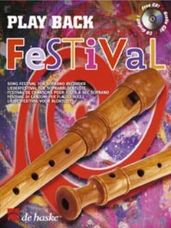 - Play Back Festival - Partition - di-arezzo.fr