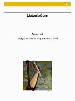 Liebestraum – Flûte et harpe - Franz Liszt - laflutedepan.com