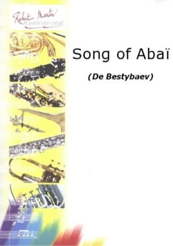 Adil Bestybaev - Song of Abai - Partition - di-arezzo.fr