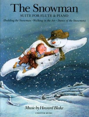 Howard Blake - The Snowman - Suite para flauta y piano. - Partitura - di-arezzo.es