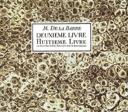 Michel de la Barre - Second and Eighth Book of Pieces for the Flute - Sheet Music - di-arezzo.com