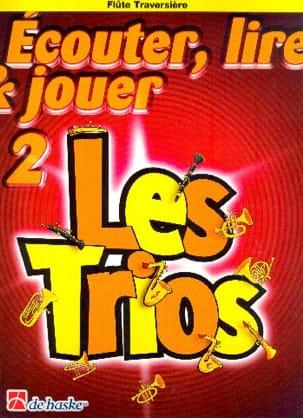 Ecouter Lire et Jouer - Les Trios Volume 2 - 3 Flûtes laflutedepan