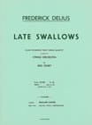 Frederick Delius - Late Swallows - String orchestra - Sheet Music - di-arezzo.com