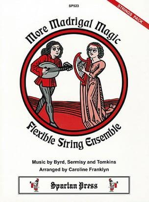More Madrigal Magic - Flexible String Ensemble - laflutedepan.com