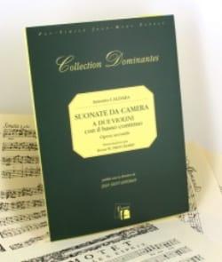 Suonate da camera a due violini con il basso continuo op. 2 - laflutedepan.com