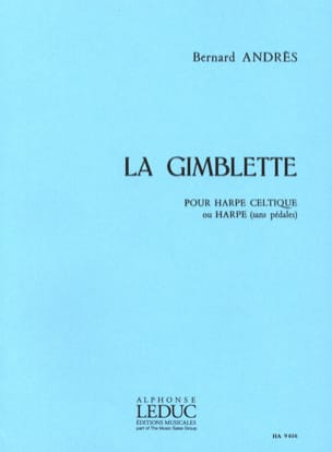 Bernard Andrès - The Gimblette - Sheet Music - di-arezzo.com