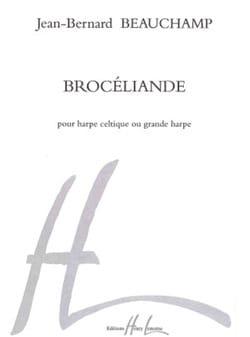 Jean-Bernard Beauchamp - Brocéliande - Partition - di-arezzo.fr