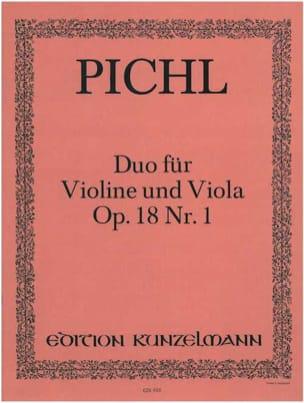 Duo für Violine und Viola op. 18 n° 1 - laflutedepan.com