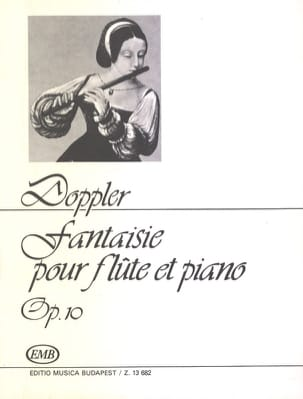 Franz Doppler - Fancy Airs Vlachs op. 10 - Partition - di-arezzo.es