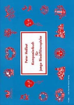 Peter Heilbut - Komponierbuch für junge Blockflötenspieler - Partitura - di-arezzo.es