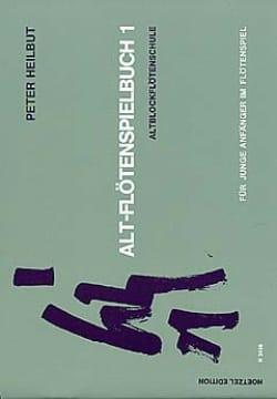 Alt-Flotenspielbuch 1 Peter Heilbut Partition laflutedepan
