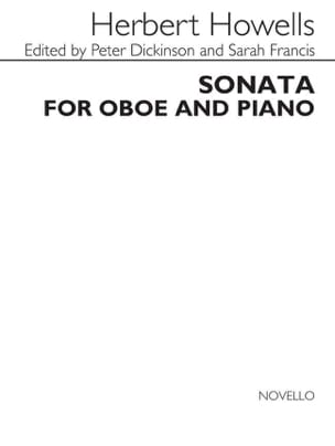 Sonata for oboe and piano - Herbert Howells - laflutedepan.com