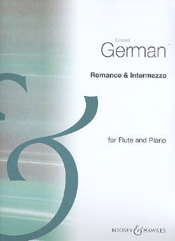 Edward German - Romance and Intermezzo - Partition - di-arezzo.fr