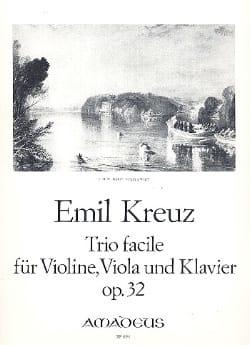 Trio facile op. 32 für Violine, Viola, Klavier - laflutedepan.com