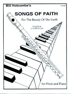 Bill Holcombe - For the beauty of the earth Songs of Faith - Sheet Music - di-arezzo.com