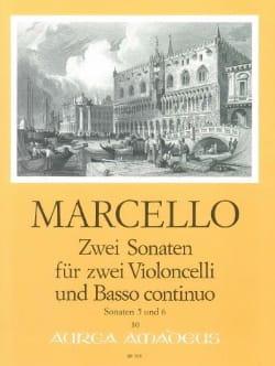 2 Sonaten Nr. 5 und 6 -2 Violoncelli u. Bc - laflutedepan.com