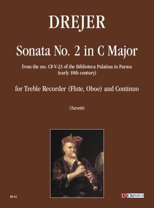 Domenico Maria Drejer - Sonata in do maggiore - Sheet Music - di-arezzo.com