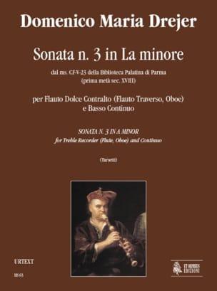 Domenico Maria Drejer - Sonata in the minore - Sheet Music - di-arezzo.com