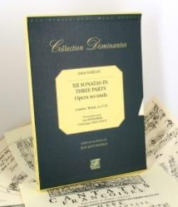 Jean-Baptiste (John) de Londres Loeillet - 12 Sonatas in 3 parts - Opera Secunda - Sheet Music - di-arezzo.com
