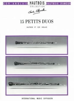 - 15 Little duos - Sheet Music - di-arezzo.com