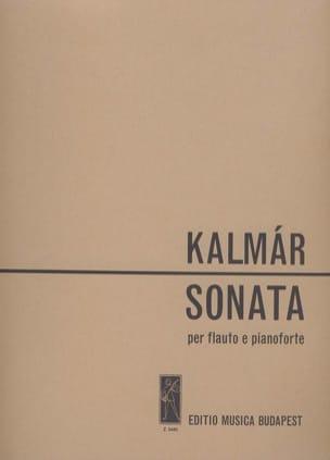 Laszlo Kalmar - Sonata - flauto e pianoforte - Partition - di-arezzo.fr