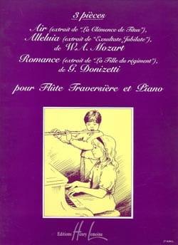 Air Alleluia et Romance - laflutedepan.com