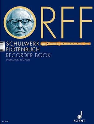 Orff Carl / Keetman Gunild - Orff-Schulwerk – Flötenbuch - Partition - di-arezzo.fr