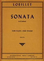 Sonata in G minor - Flute piano - laflutedepan.com