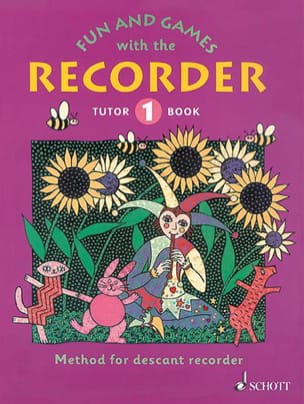 Heyens Gudrun / Engel Gerhard - Fun and games with the recorder - Tutor 1 - Partition - di-arezzo.fr