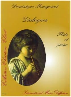 Dominique Mauguéret - Dialogues - Partition - di-arezzo.fr