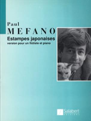 Estampes japonaises - Flûte et piano Paul Méfano laflutedepan