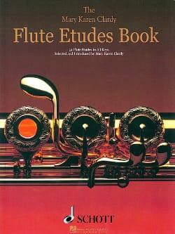 Mary Karen Clardy - Flute Etudes Book - Partition - di-arezzo.fr