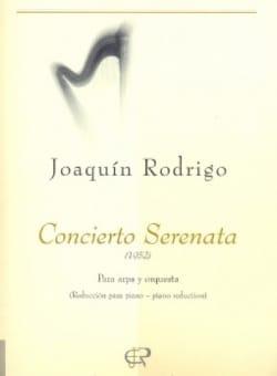 Concierto Serenata para arpa -reducc. piano - laflutedepan.com