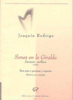 Sones en la Giralda –Arpa piano - Joaquín Rodrigo - laflutedepan.com