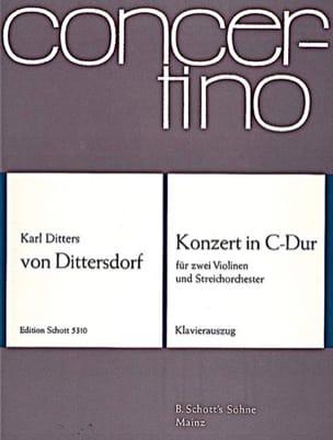 Concerto C-Dur –2 Violinen Klavier - laflutedepan.com