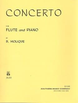 Concerto pour flûte op. 69 - Flûte piano - laflutedepan.com
