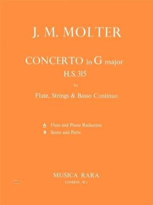 Concerto in G major H.S. 315 - Flute piano laflutedepan