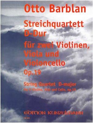 Streichquartett D-Dur op. 19 – Stimmen - laflutedepan.com
