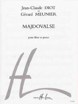 Diot Jean-Claude / Meunier Gérard - Majdovalse - Partition - di-arezzo.fr