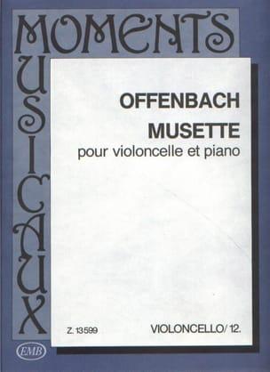 Jacques Offenbach - haversack - Sheet Music - di-arezzo.co.uk