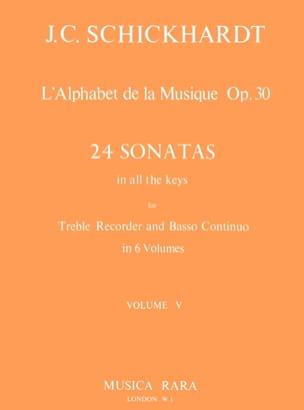 L'alphabet de la musique op. 30 - Volume 5 laflutedepan