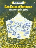 The Tales of Hoffmann, Suite - Flute piano - laflutedepan.com