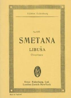 Libussa - Ouverture - Bedrich Smetana - Partition - laflutedepan.com